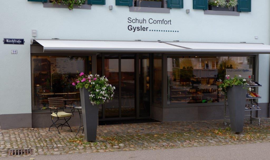 Gysler Schuhcomfort, Staufen